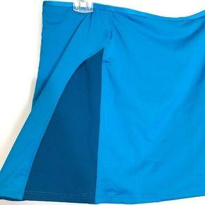 Reebok Shorts - Reebok Skirt To Endurance Blue Skort Tennis XL NEW
